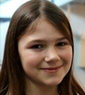Nikita Ihle - Kinderbürgermeisterin in Thalheim