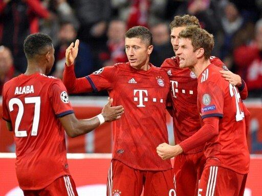 Die Bayern sind laut Wettanbieter Favorit im BVB-Spiel