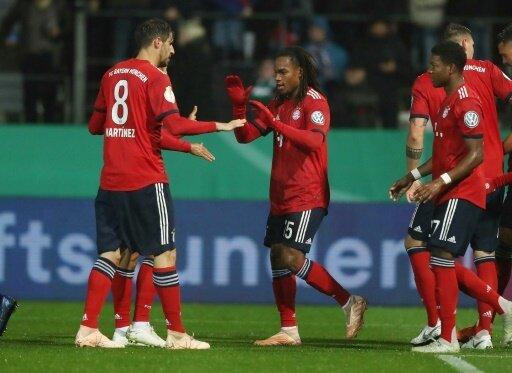 Der Rekordmeister siegt knapp mit 2:1 gegen Rödinghausen