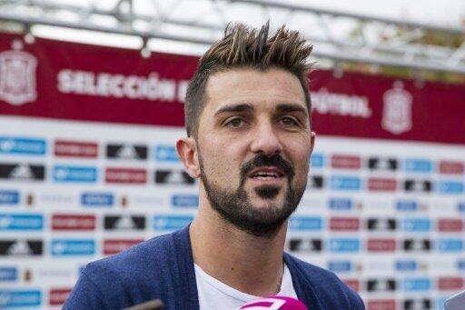 David Villa wechselt vom New York City FC zu Vissel Kobe