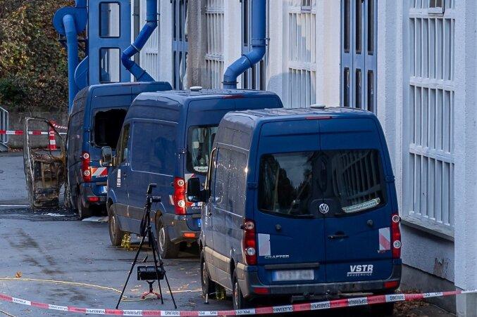 Nach Anschlag auf Rodewischer Firma 30.000 Euro für Hinweise