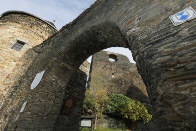 Die Burgruine Elsterberg soll mit neuem Leben erfüllt werden. Dazu gibt es konkrete Pläne. Die Ideen wurden jetzt vorgestellt.