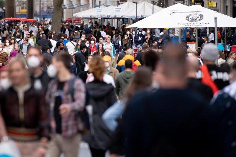 Sachsen verlor bis 2020 deutlich weniger Einwohner als erwartet