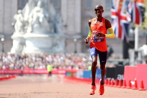 Mo Farah knackte in 2:06:32 den britischen Rekord