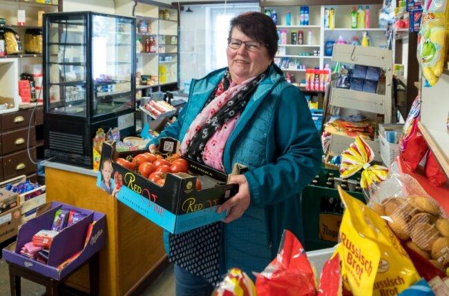 30 Jahre lang hat Marita Eilzer das 1902 gegründete Ladengeschäft geführt.