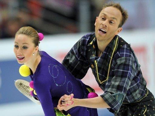 Silbermedaille für das Duo Zhiganshina/Gazsi