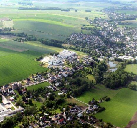 Niederfrohna wird 1,8 Hektar größer.