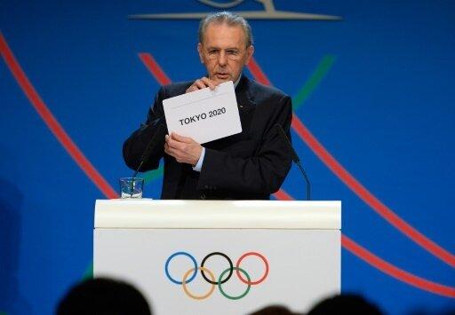 Die Olympischen Spiele 2020 wurden an Tokio vergeben