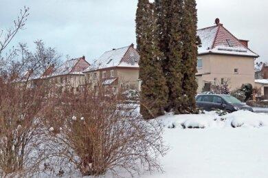 An der Frühlingsstraße stand einst das Haus, in dem das NSU-Trio lebte. Seit dessen Abriss ist dort nur eine Brachfläche zu sehen.