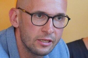 Michael Degenkolb ist seit Oktober 2018 Geschäftsführer des Kreissportbundes Vogtland. Aktuell beschäftigt seine Kollegen und ihn vor allem Corona.