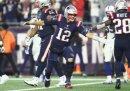 Star-Quarterback Brady feiert Bestmarke