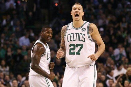 Daniel Theis und die Celtics gewinnen gegen Portland