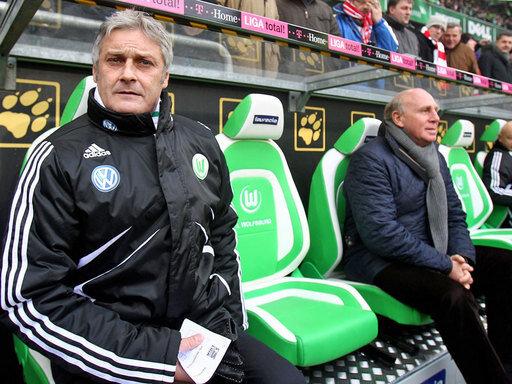 Eher keine Freunde: Armin Veh (l.) und Dieter Hoeneß