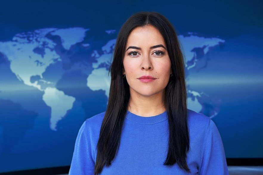 """ARD: Aline Abboud moderiert künftig die """"Tagesthemen"""""""