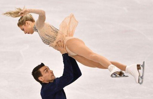 Die Eiskunstlauf-WM findet 2021 in Stockholm statt