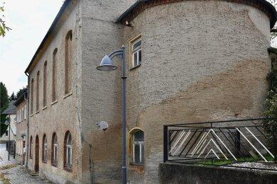 Das Gebäude, in dem sich das frühere Siebenlehner Kino befand, soll saniert werden.