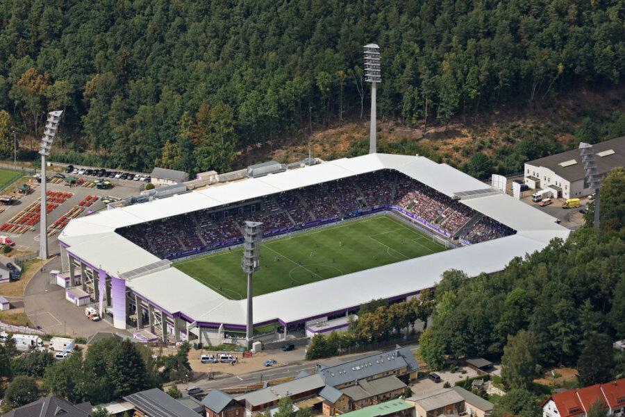 Coronafall im Umfeld des FC Erzgebirge Aue