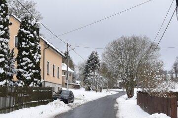 Die Ortsdurchfahrt Oberhermsgrün wird ab Sommer in zwei Abschnitten gebaut.