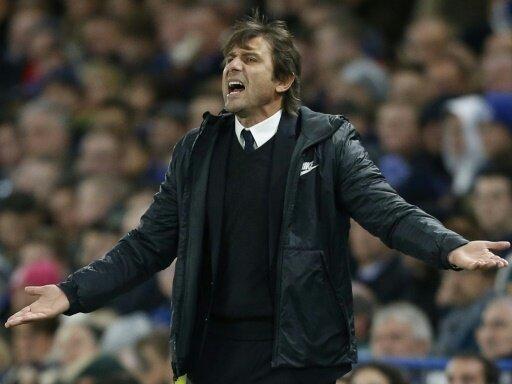 Antonio Conte, Trainer des FC Chelsea