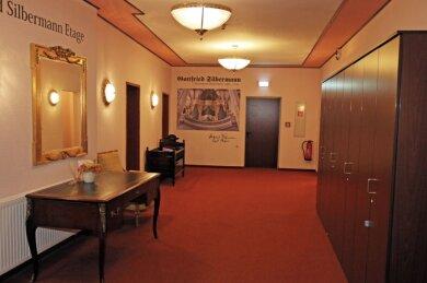Die erst im Februar 2020 fertig sanierte Gottfried-Silbermann-Etage im Hotel Kreller hat seither nur wenige Gäste beherbergt.