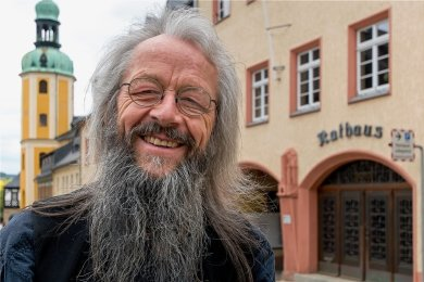 Wolfram Liebing - Bürgermeister von Wolkenstein