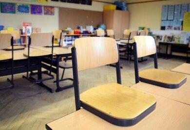 Die Internationale Oberschule in Meerane (Symbolbild) macht ihrem Namen alle Ehre: Dort treten neun ausländische Lehrer vor die Klasse.
