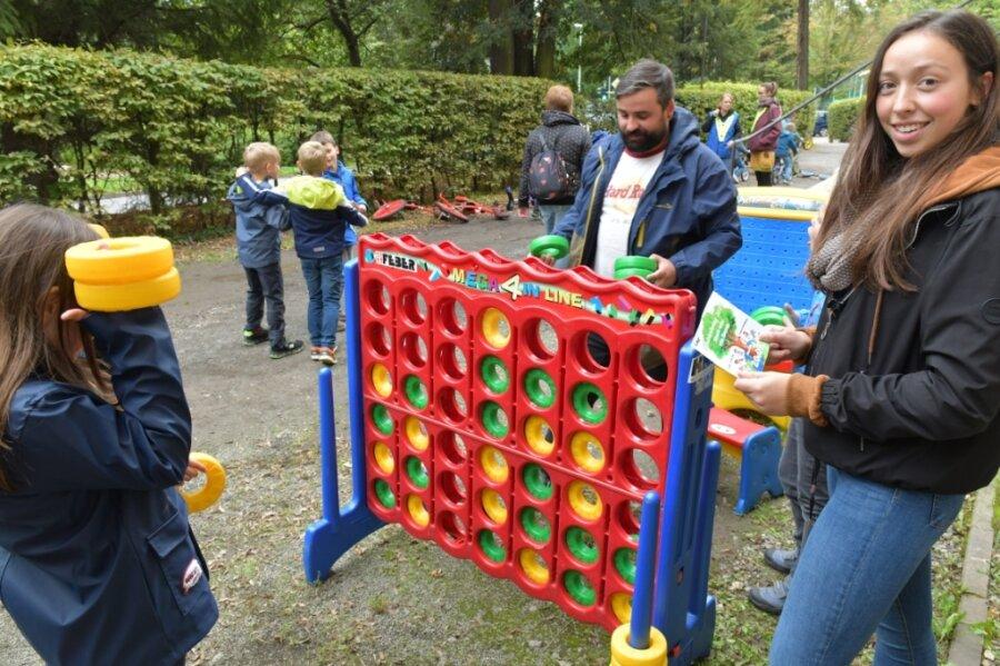 Weltkindertag: Spiel und Spaß am Pi-Haus