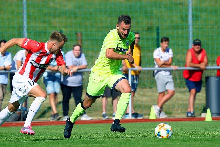 FSV Zwickau feiert Testspielsieg gegen tschechischen Zweitligisten