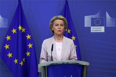 Ursula vonder Leyen - Präsidentin der Europäischen Kommission