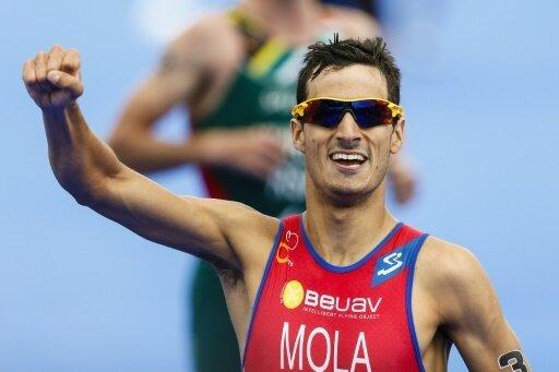 Mola gewann zum dritten Mal in Serie in Hamburg