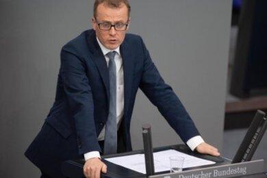 """""""In unserem Nachbarkreis auf böhmischer Seite ist das Virus außer Kontrolle geraten"""", begründet Alexander Krauß (CDU)."""