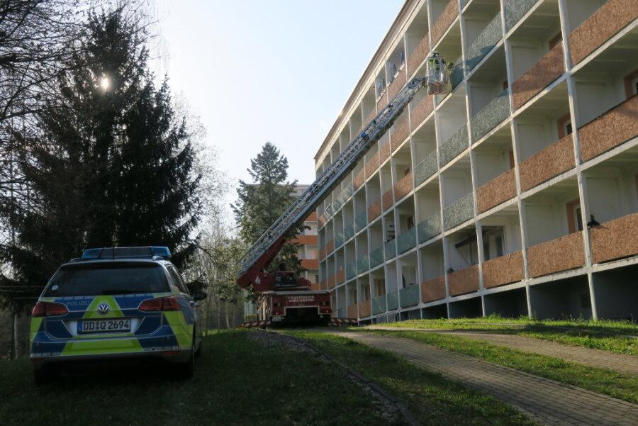 Kirchberg: 20-Jähriger zündet im Streit Wohnung an