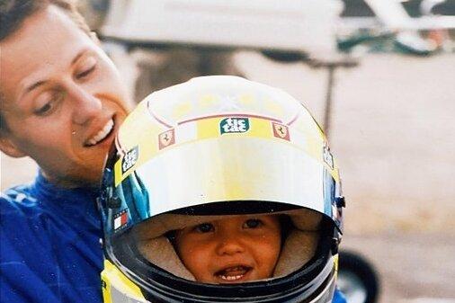 Schumacher: Ein Name elektrisiert die Formel 1