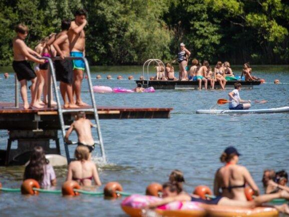 Der Großteil der Badeseen in Deutschland überzeugt bei der Wasserqualität.