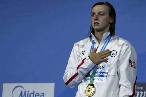 Schwimmerin ohne Grenzen: Katie Ledecky