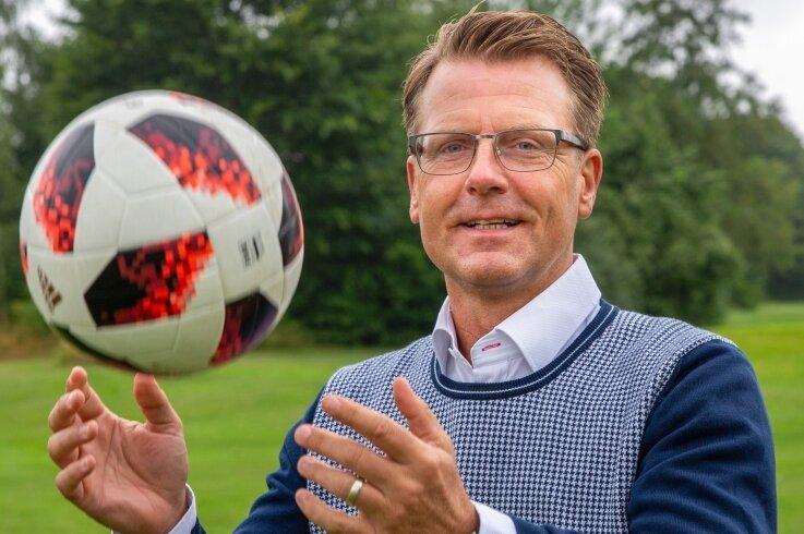 Rico Schmitt neuer Trainer in Meppen