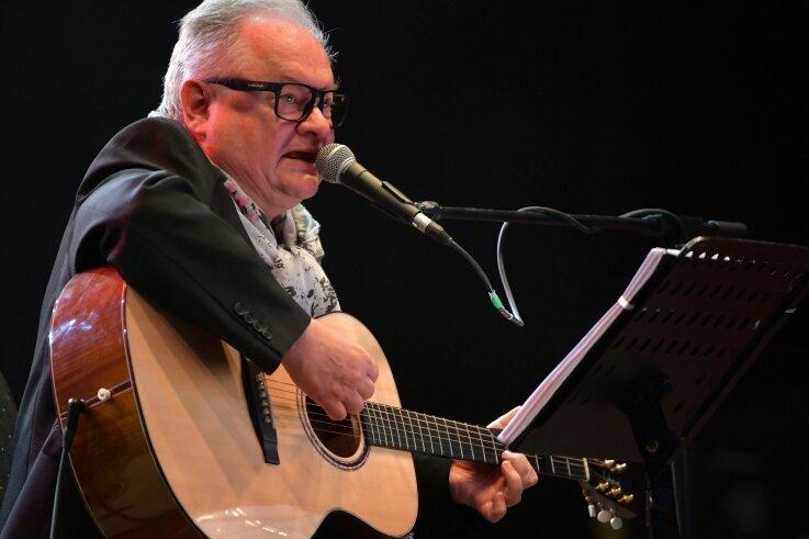 Der Pop-Poet rockt am Otto