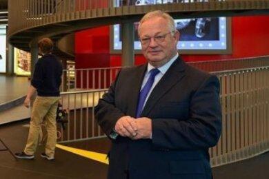 Frankenbergs Bürgermeister Thomas Firmenich (CDU).