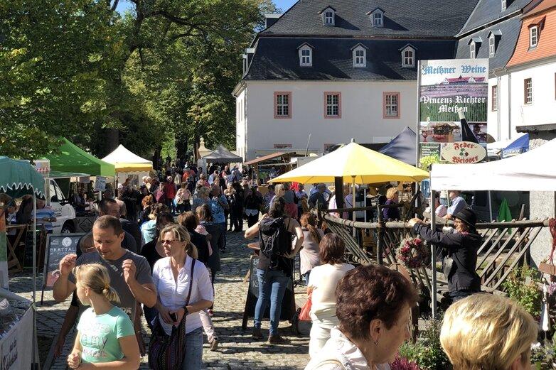 Mitteldeutscher Käsemarkt lockt Tausende Besucher an