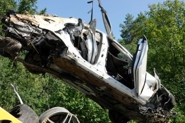 Bei einem Unfall auf der A 4 wurde ein Mann getötet.