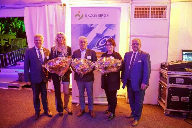 Die neuen Vertreter des Erzgebirges sind in Eibenstock gekürt worden.