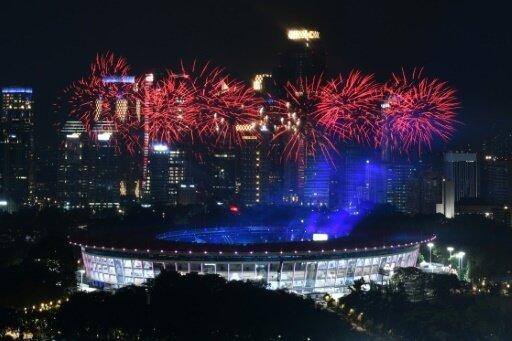 Asienspiele: Korea kommt vereint zur Eröffnungsfeier
