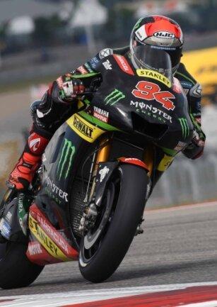 Jonas Folger Jonas Folger - Jonas Folger hat in den ersten drei Saisonrennen als MotoGP-Pilot 21 Zähler gesammelt.