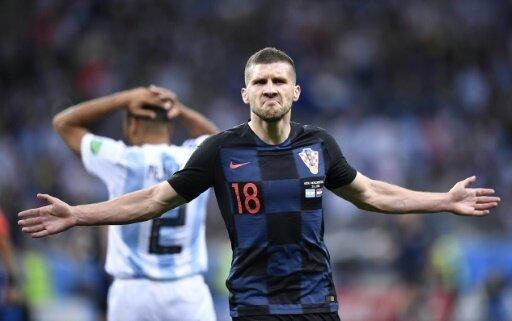 Frankfurts Rebic spielt mit Kroatien um den WM-Pokal