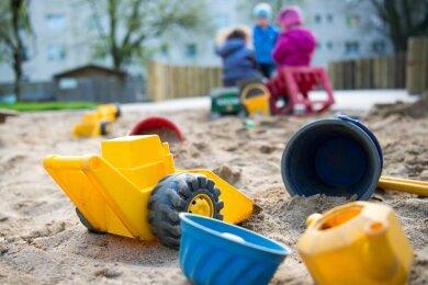 Im Monat April müssen die Glauchauer Familien, die ihre Kinder in einer Kindertagesstätte angemeldet haben, keine Beiträge zahlen.