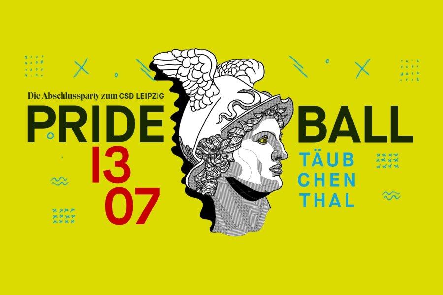 Prideball - die Mega-Abschlussparty zum Leipziger CSD 2019