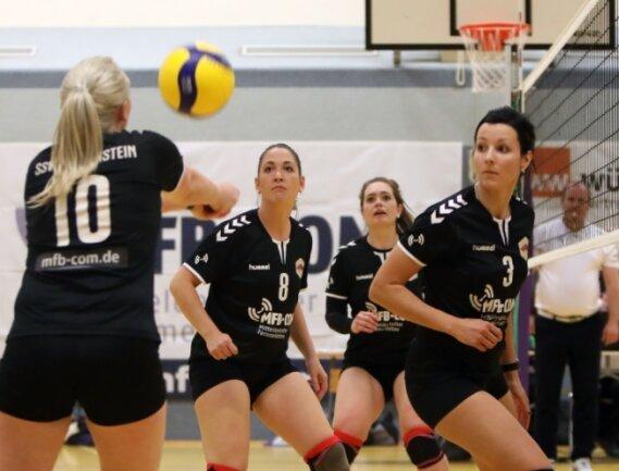 Gut gegengehalten und trotzdem verloren: Die Lichtensteiner Volleyballerinnen mussten sich Jena 1:3 geschlagen geben.