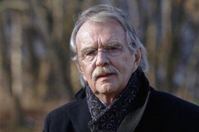 Dieter Füßlein, seit 18 Jahren im Stadtrat, mit 80 Jahren ältestes Mitglied.