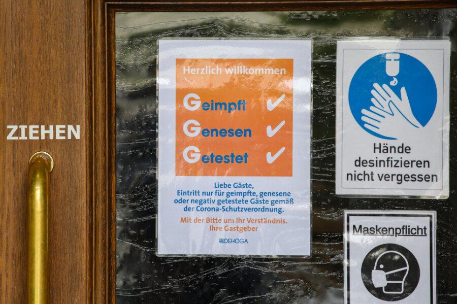 Inzidenz über 35: Diese Regeln gelten ab Mittwoch im Landkreis Zwickau