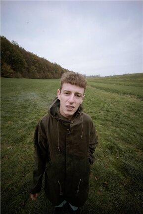 Wanderer zwischen coolen Welten: Shelter Boy.